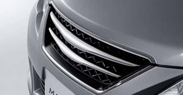 『マークX』 純正 GRX133 GRX130 GRX135 メッキグリル パーツ トヨタ純正部品 markx オプション アクセサリー 用品