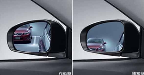 『マークX』 純正 GRX133 GRX130 GRX135 リバース連動ミラー ※ミラー本体ではありません パーツ トヨタ純正部品 バック 自動 安全確認 markx オプション アクセサリー 用品