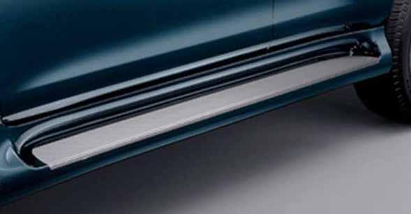 『ランドクルーザープラド』 純正 TRJ150 サイドステップカバー パーツ トヨタ純正部品 landcruiser オプション アクセサリー 用品