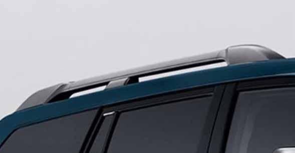 『ランドクルーザープラド』 純正 TRJ150 ルーフレール カラード パーツ トヨタ純正部品 landcruiser オプション アクセサリー 用品