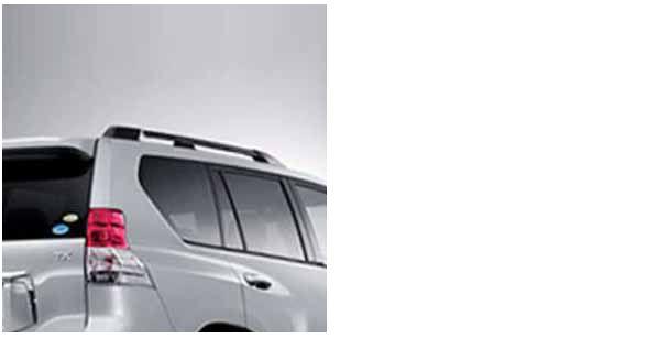 『ランドクルーザープラド』 純正 TRJ150 IR(赤外線)カットフィルム リヤサイド・バックガラス パーツ トヨタ純正部品 日除け カーフィルム landcruiser オプション アクセサリー 用品