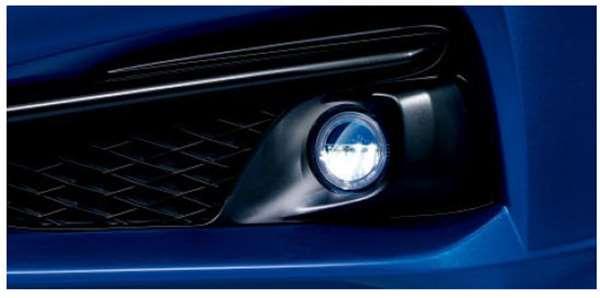 『CR-Z』 純正 ZF2 LEDフォグライト パーツ ホンダ純正部品 フォグランプ 補助灯 霧灯 オプション アクセサリー 用品