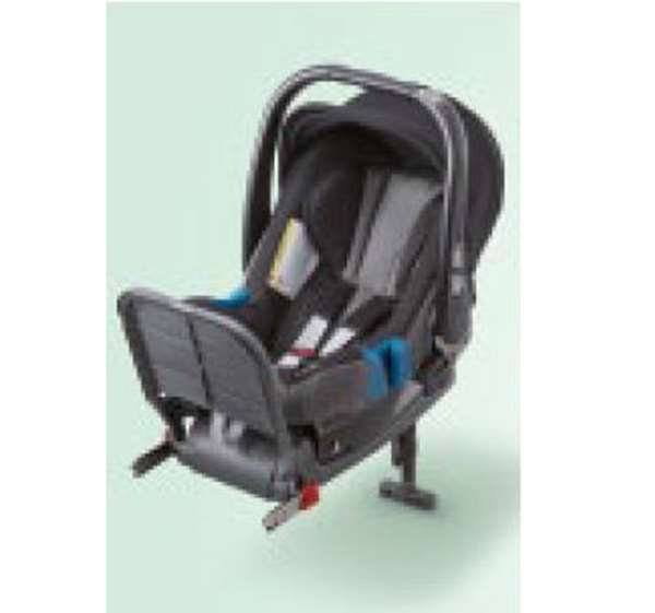 【CR-Z】純正 ZF2 ISO FIXチャイルドシート Honda Baby ISOFIX (サポートレッグタイプ/乳児用) パーツ ホンダ純正部品 オプション アクセサリー 用品