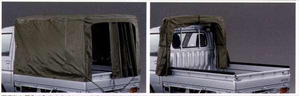 『サンバートラック』 純正 S201J S211J S201H S211H スライド幌セット パーツ スバル純正部品 ホロ トラック幌 sambar オプション アクセサリー 用品