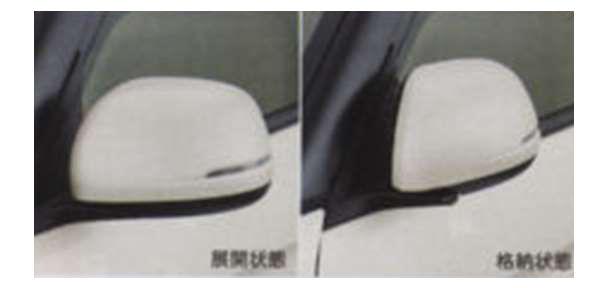 『NONE』 純正 JG1 JG2 オートリトラミラー (ドアロック連動タイプ) パーツ ホンダ純正部品 ドアミラー自動格納 駐車連動 オプション アクセサリー 用品
