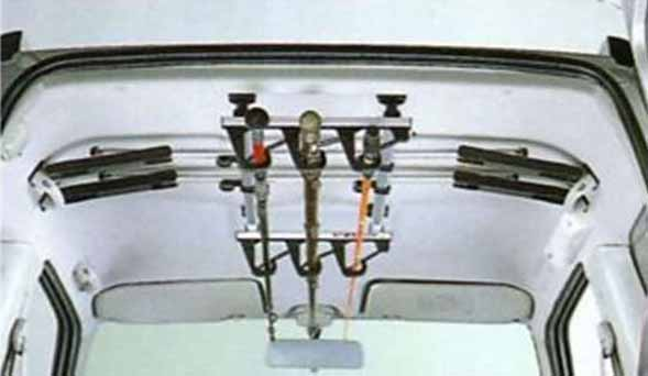 『ジムニー』 純正 JB23 ロッドホルダー パーツ スズキ純正部品 jimny オプション アクセサリー 用品