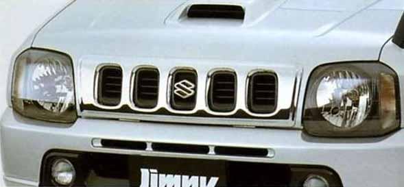 suzuki motors | rakuten global market: jb23 1 type jimny front