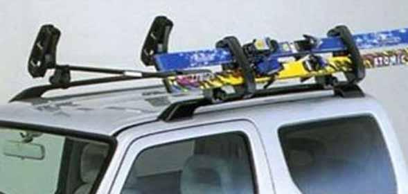『ジムニー』 純正 JB23 スキーアタッチメントのみ パーツ スズキ純正部品 jimny オプション アクセサリー 用品