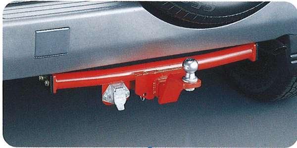『パジェロイオ』 純正 H76 H77 トレーラーヒッチメンバー パーツ 三菱純正部品 PAJERO オプション アクセサリー 用品
