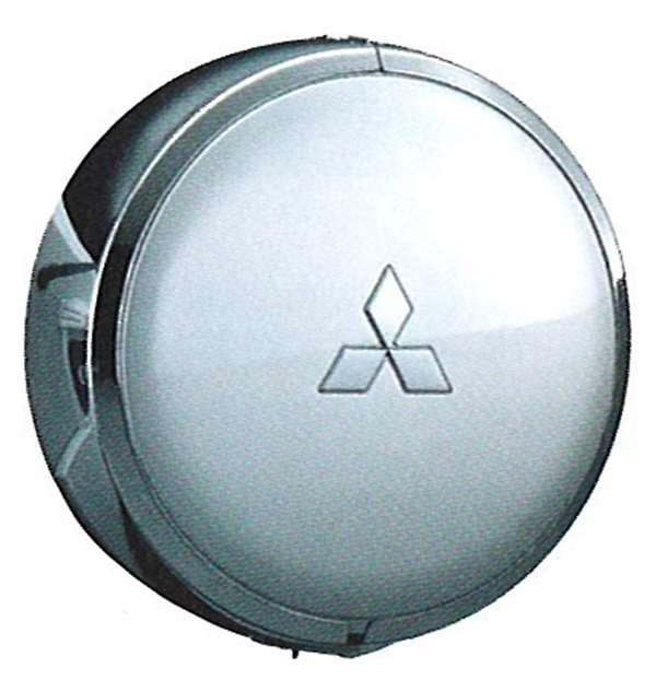 『パジェロ』 純正 V77 V73 V63 エクシードタイヤケース パーツ 三菱純正部品 PAJERO オプション アクセサリー 用品