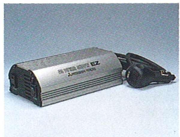 『パジェロ』 純正 V77 V73 V63 ACパワーサプライEZ パーツ 三菱純正部品 PAJERO オプション アクセサリー 用品