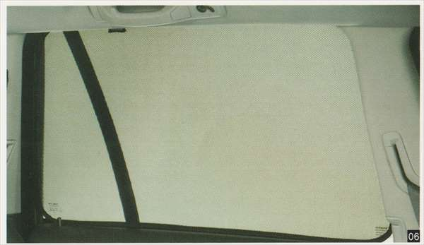 XC90 パーツ サンブラインド ラゲッジルーム(3列目シート) ボルボ純正部品 CB5254AW オプション アクセサリー 用品 純正