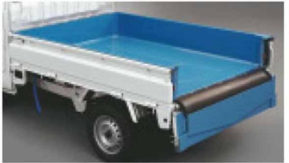 『サンバートラック』 純正 S500J 荷台カバー パーツ スバル純正部品 sambar オプション アクセサリー 用品