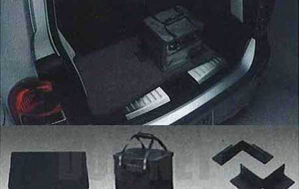 マーチ 出荷 純正 店 K13 NK13 ラゲッジシステム カーペットセット ラゲッジカーペット 防水バッグ パーティション2個セット パーツ 日産純正部品 オプション アクセサリー 用品 ラゲージカーペット ラゲージマット MARCH