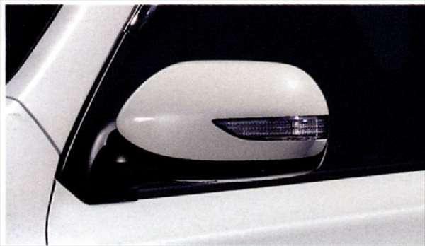 『エクシーガ』 純正 YA4 YA5 サイドターンランプ付きドアミラー パーツ スバル純正部品 ドアミラーカバー サイドミラーカバー ウィンカー exiga オプション アクセサリー 用品