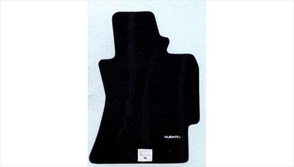 『エクシーガ』 純正 YA4 YA5 フロアカーペット(ブラック) パーツ スバル純正部品 カーペットマット フロアマット カーペットマット exiga オプション アクセサリー 用品