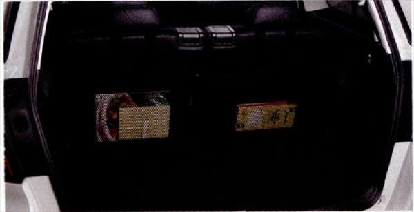 『エクシーガ』 純正 YA4 YA5 カーゴ収納ネット パーツ スバル純正部品 固定 荷物 exiga オプション アクセサリー 用品