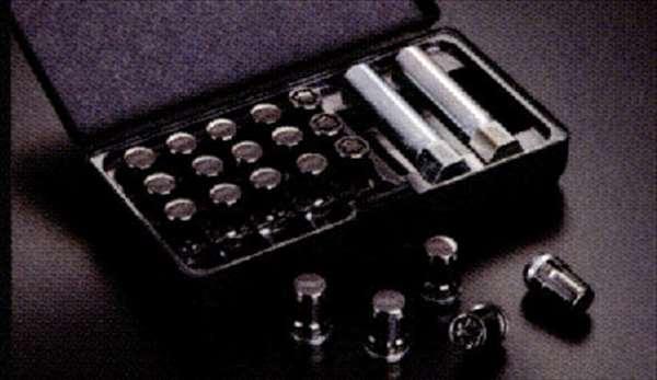 『エクシーガ』 純正 YA4 YA5 STIスポーツパーツ・セキュリティホイールナットセット(1台分20個) パーツ スバル純正部品 exiga オプション アクセサリー 用品