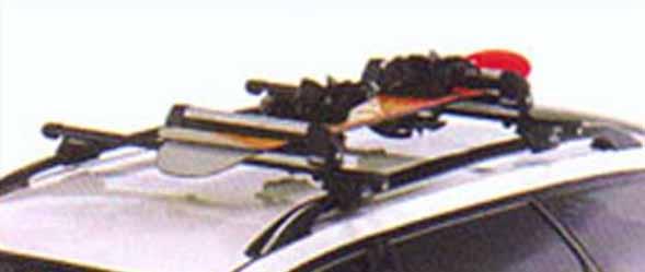 『マーク2ワゴン』 純正 MCV20 MCV21 MCV25 スーリーシステムラック システムラック(ルーフレールタイプ) パーツ トヨタ純正部品 ベースキャリア ルーフキャリア mark2 オプション アクセサリー 用品