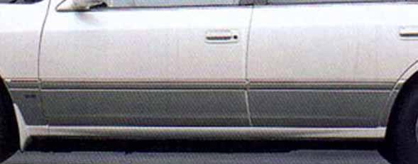 『マーク2ワゴン』 純正 MCV20 MCV21 MCV25 クラディングパネル パーツ トヨタ純正部品 mark2 オプション アクセサリー 用品