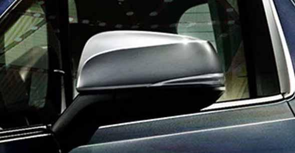 『アルファード』 純正 GGH30W メッキドアミラーカバー パーツ トヨタ純正部品 サイドミラーカバー カスタム alphard オプション アクセサリー 用品