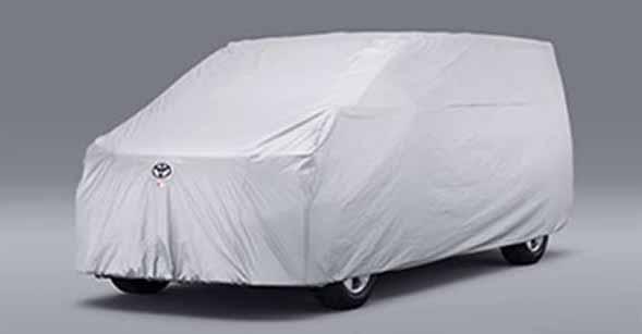 纯正的GGH30W汽车覆盖物防炎型(门镜用)零件丰田纯正零部件身体覆盖物身体覆盖物车身覆盖物alphard选项配饰用品