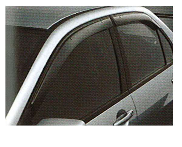 Lancer L type visor Mitsubishi genuine parts Evo parts parts genuine  Mitsubishi Mitsubishi Mitsubishi genuine Mitsubishi parts optional visor