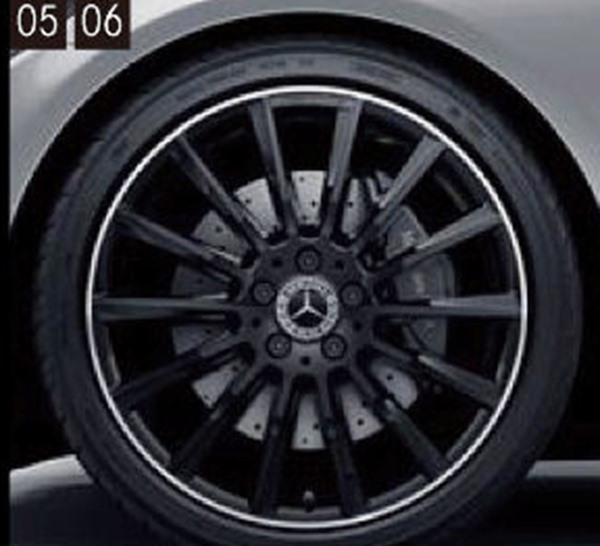 『Cクラス(クーペ、カブリオレ)』 純正 DBA CBA AMG19インチマルチスポークアルミホイール パーツ ベンツ純正部品 安心の純正品 オプション アクセサリー 用品