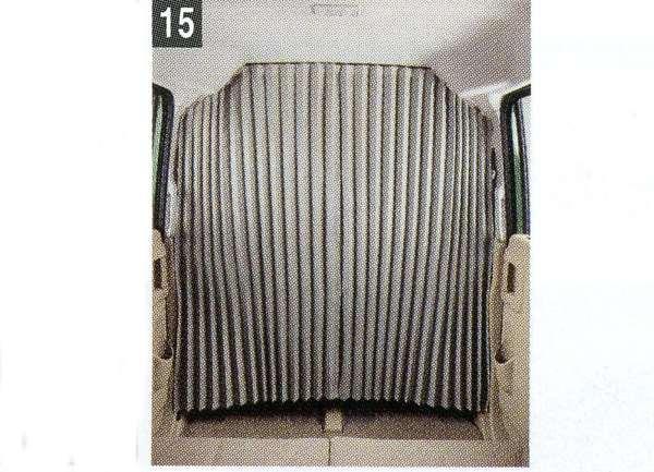 『フレアワゴン』 純正 MM32S プライバシーカーテン パーツ マツダ純正部品 FLAIR オプション アクセサリー 用品
