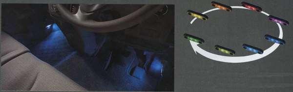 『フレアワゴン』 純正 MM32S フットイルミネーション パーツ マツダ純正部品 FLAIR オプション アクセサリー 用品