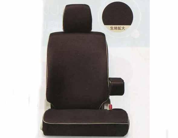『スペーシア』 純正 MK32S シートカバー(ブラウン) 1台分(フロント、リヤ)セット パーツ スズキ純正部品 座席カバー 汚れ シート保護 spacia オプション アクセサリー 用品