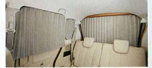 『スペーシア』 純正 MK32S カーテン パーツ スズキ純正部品 spacia オプション アクセサリー 用品