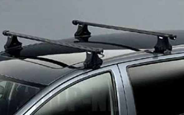 『エスティマハイブリッド』 純正 AHR20 スーリーシステムラック ベースラック(ルーフオンタイプ) パーツ トヨタ純正部品 ベースキャリア ルーフキャリアベースキャリア ルーフキャリア estima オプション アクセサリー 用品