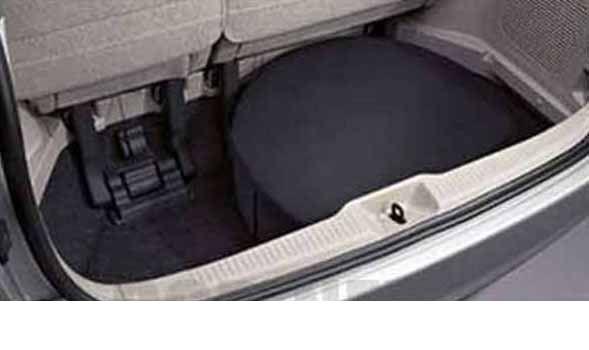 opol054 『エスティマハイブリッド』 純正 AHR20 スペアタイヤ 本体 パーツ トヨタ純正部品 estima オプション アクセサリー 用品