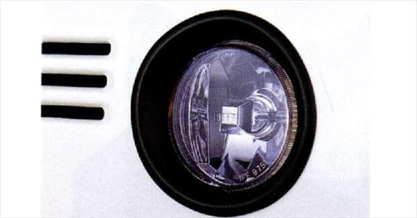 正牌的DA63T雾灯(IPF)左右安排零件铃木纯正零部件雾灯补助灯雾灯carry选项配饰用品