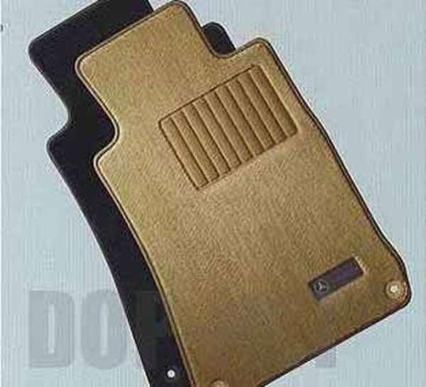 供CLK等级设计天鹅绒垫子的RHD使用的黑色奔驰纯正零部件CLK等级零件c209 a209零件纯正奔驰奔驰纯正奔驰零部件选项垫子