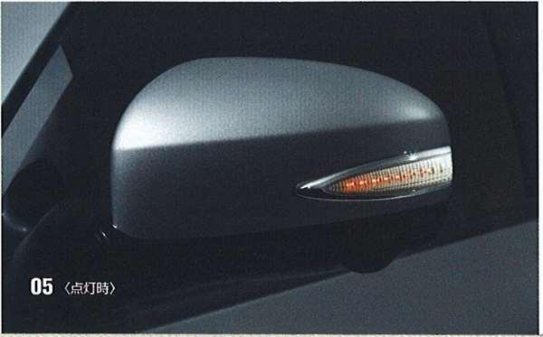 『ムラーノ』 純正 PNZ51 TNZ51 スタイリッシュドアミラーウインカー(ドアミラー貼り付けタイプ) パーツ 日産純正部品 murano オプション アクセサリー 用品