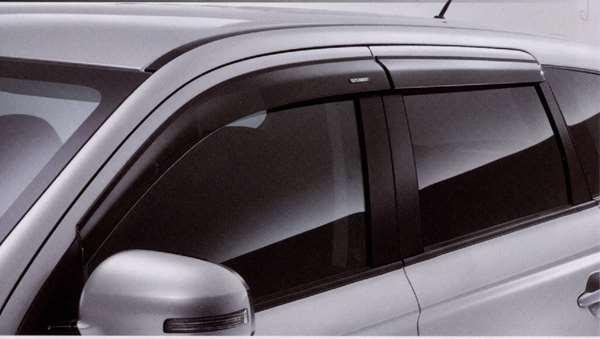 『アウトランダー』 純正 GG2W エクシードバイザー パーツ 三菱純正部品 outlander オプション アクセサリー 用品