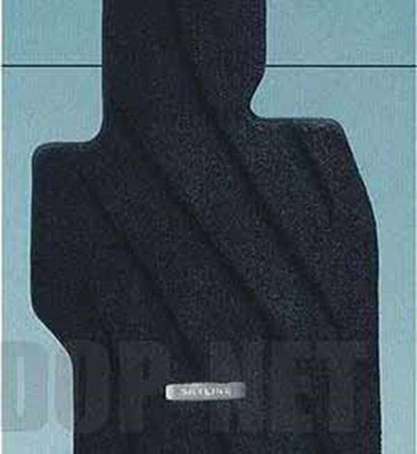 『スカイラインクーペ』 純正 ckv36 フロアカーペット(エクセレント:消臭機能付) パーツ 日産純正部品 カーペットマット フロアマット カーペットマット SKYLINE オプション アクセサリー 用品