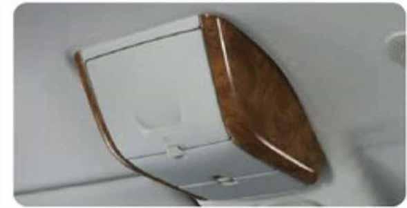『エブリイワゴン』 純正 DA17W オーバーヘッドコンソールガーニッシュ ハイルーフ用 パーツ スズキ純正部品 every オプション アクセサリー 用品