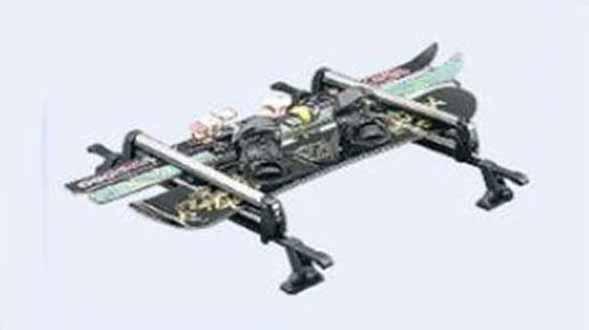 『エブリイワゴン』 純正 DA17W スキー&スノーボードアタッチメント パーツ スズキ純正部品 キャリア別売り every オプション アクセサリー 用品