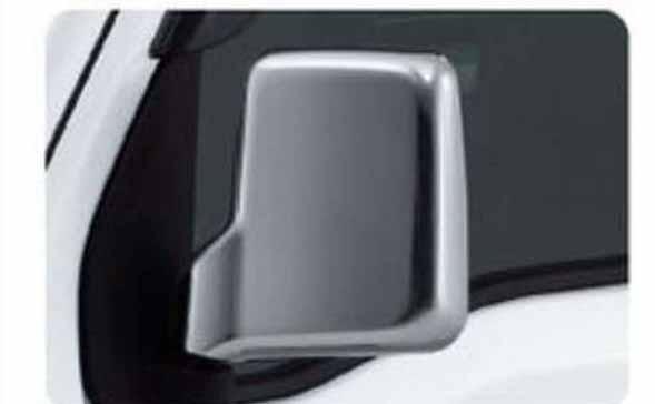 『エブリイワゴン』 純正 DA17W ドアミラーカバー 左右セット パーツ スズキ純正部品 サイドミラーカバー カスタム every オプション アクセサリー 用品