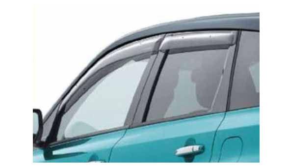 『エスクード』 純正 YD21S YE21S ドアバイザー パーツ スズキ純正部品 サイドバイザー 雨よけ 雨除け escudo オプション アクセサリー 用品
