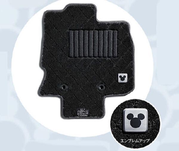 『タント』 純正 la650s la660s カーペットマット(ディズニー) パーツ ダイハツ純正部品 フロアカーペット カーマット カーペットマット オプション アクセサリー 用品