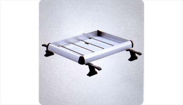 『SX4』 純正 YA11 YB11 ルーフラックアタッチメント(アルミ) パーツ スズキ純正部品 キャリア別売り オプション アクセサリー 用品