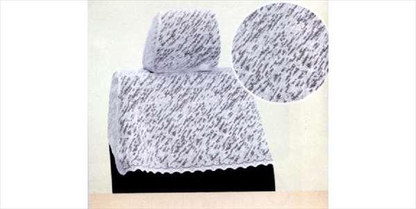 『SX4』 純正 YA11 YB11 レースハーフカバー パーツ スズキ純正部品 座席カバー 汚れ シート保護 オプション アクセサリー 用品
