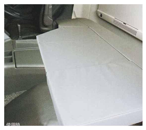 スーパーグレート パーツ 収納式簡易仮眠ベット 三菱ふそう純正部品 FU54VZ~ オプション アクセサリー 用品 純正 送料無料