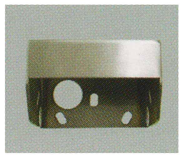 スーパーグレート パーツ バックモニター(セーフティビジョン)(市光工業製)のカメラプロテクター 三菱ふそう純正部品 FU54VZ~ オプション アクセサリー 用品 純正