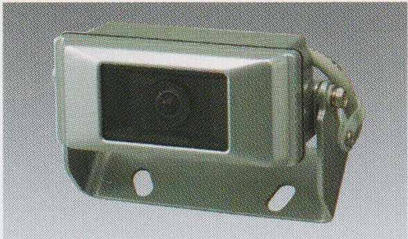 スーパーグレート パーツ バックモニター(カービジョン)(三菱電機製)の標準タイプCCDカラーカメラ(シャッター無) 三菱ふそう純正部品 FU54VZ~ オプション アクセサリー 用品 純正