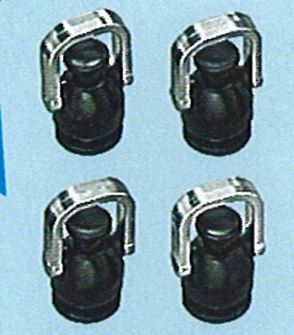 『パートナー』 純正 GJ3 GJ4 スライドレールシステム(レール&フックキット) パーツ ホンダ純正部品 partner オプション アクセサリー 用品